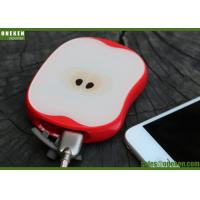 Buy cheap New Funny Cute Style Fruit Shape Colorful Pattern Portable Power Bank 6000mAh from wholesalers