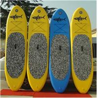 China Sturdy Racing Stand Up Paddle Boards , Blow Up Sup Board For Aldult Tearproof wholesale