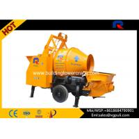 China High - Tech Hydraulic Gear Pump , Mobile Concrete Mixer Truck 7Mpa Outlet Pressure wholesale