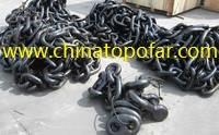 Quality Anchor chain,oil rig mooring chain,marine mooring chain,shackle for sale