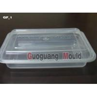 China F-1 Injection Plastic  Thin Wall Square Box  Moulds wholesale