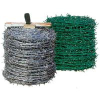 China barbed wire (20 years factory with competitive price ) wholesale