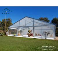 China Sun Proof Spacious Transparent Outdoor Event Tent / Custom Commercial Canopy Tent wholesale