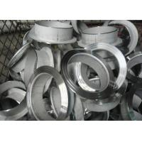 China Dn150 Sch 10 304 , 304L , 316 , 316L Stainless Steel Weld Fittings Stub Ends ASME / ANSI wholesale