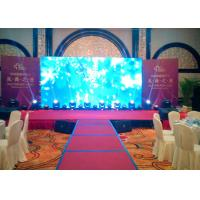 China Inside Thin Clear Front Service LED Display Screen Rental for Advertising wholesale