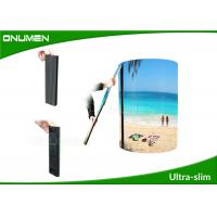 China P6 Outdoor Curved LED Screen / RGB Led Strip Display Screen With 2000nits Resolution wholesale