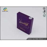 Quality Custom Recycled Cosmetic Rigid Cardboard Cardboard Packaging Boxes for sale