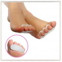 China Gel Toe Separators Stretchers Alignment Overlapping Toes Orthotics & Hammer Toes wholesale