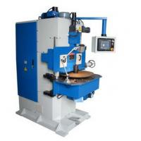 China High Speed Computerized Spring End Grinding Machine 9kw CE / ISO wholesale
