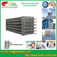 Buy cheap 210 MW CFB Boiler Petroleum Metallurgical Industry Heating Boiler Economizer SGS from wholesalers