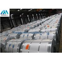 China Mini Spangle Prime Hot Dipped Galvanized Steel Coils ASTM JIS G 3302 DIN wholesale