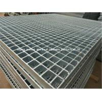 China Black White Stainless Steel Bar Grating 0.3-0.8mm Thickness For Roof Drainage System wholesale