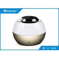 China Small Portable Outdoor Bluetooth Speakers , Wireless Bluetooth Mini Subwoofer 7 Color Light wholesale