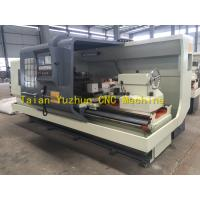 China Metal Pipe Threading CNC Lathe Machine For PVC PE Pipe Cutting on sale