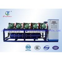 China Energy Saving Danfoss Refrigeration Compressor Unit 220V 1P 60Hz wholesale