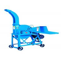 Buy cheap Automatic Feeding Electric Motor / Diesel Engine Drive Cow Grass Cutting Machine from wholesalers