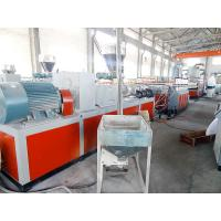 China WPC door board extrusion line PVC Wood-Plastic Door Extrusion Machine on sale