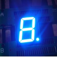 China Single Digit 1.2 Inch 7 Segment LED Display For Cooling Control Panel wholesale