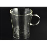 China Double Wall Borosilicate Glass Cup wholesale