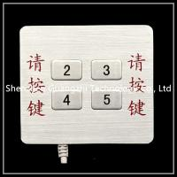 China 4 Keys Type Atm Machine Keyboard For Industrial Equipment Selfservice Terminal on sale