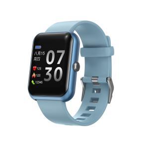 China Bluetooth 5.0 Waterproof FCC Blood Pressure Smartwatch wholesale