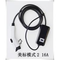 China Portable EV Charging Connector For J1772 Type 1 EVSE With Schukoplug EV Charging Connector wholesale