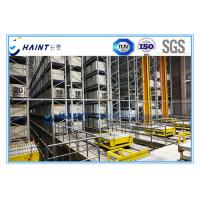China AS RS Automatic Storage Retrieval System Improving Storage Space For Pallets wholesale