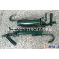 China Right Angle Clamp Scaffold Hook Connecting Scaffold Tube With 1/2 Wedge Coupler wholesale