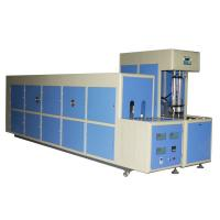 China 7kw Semi Automatic Plastic PET Stretch Blow Molding Machine for Hot Fill Bottles 6000ML wholesale