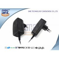CCTV Camera EU Plug AC DC Power Adapter 12v 1a With GS Certificated