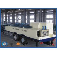 Buy cheap CE and ISO Certificated K Type Large Span Roll Forming Machine from wholesalers