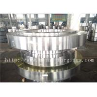 Quality Duplex Stainless Steel F53 Ball Valve Cover / Body Forging  Blanks for sale