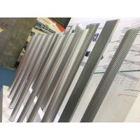 China High Density High Powder Aluminium Heat Sink Profiles from Big Extrusion Press wholesale