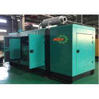 China 50/60HZ 350KVA Silent Industrial Emergency Heavy Duty Diesel Generator Set AC 3 Phase wholesale