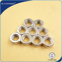 China Nuts Bolts Fasteners Carbon Steel / Stainless Steel Hex Nut OEM Available wholesale