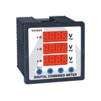 China 3P3W Combination Digital Ammeter & Combination Reading For 3 Voltage Meter wholesale