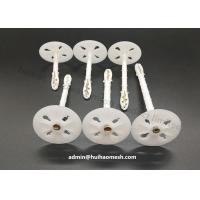 China Plastic Insulation Fixing Pins Of Jointless Facade Thermal Insulation Systems wholesale