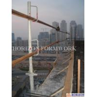 Quality Adjustable Guardrail Post For Safe Working Protection In Slab Formwork for sale