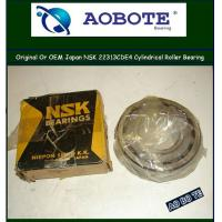 China Double Row Spherical Roller Bearing NSK 22313CDE4 With Low Vibration wholesale