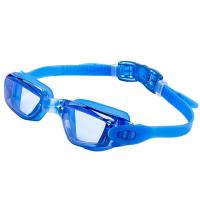 China Adult Mirrored Optical Swim Goggles , Anti Fog Prescription Swimming Goggles OEM / ODM wholesale