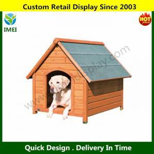 China Log Cabin Dog House wholesale