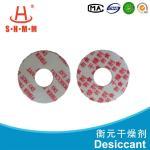 China Green Plant Soft / Light Desiccants Super Strong Moisture Agent For Camera Lens wholesale