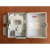 China FTTH wall mounted Fiber Optic Distribution Box with 1x8  lgx splitter , ISO Approval wholesale
