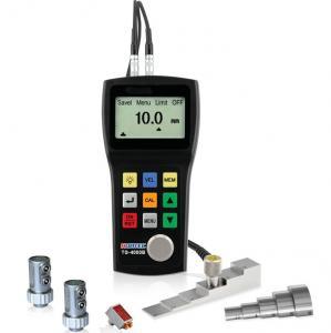 China Automatic Self - Calibration TG4000B Ultrasonic Thickness Gauge 1000-9999 M/S wholesale