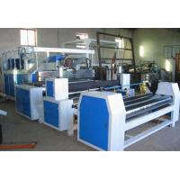 China Full Automatic Plastic Sheet Making Machine / PE Winding Film Equipment wholesale