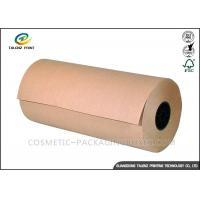 China Recycled Packaging Materials Pulp Virgin Kraft Liner Board Thickness Tolerance ±10% wholesale
