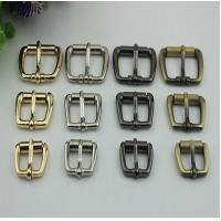 China India hot sales Iron Material 16 mm Hanging Brush Anti Brass Color Roller Belt Pin Buckle For Leather Belt wholesale