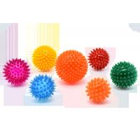 China PVC peanut massage ball,massage roller ball,spiky massage ball wholesale