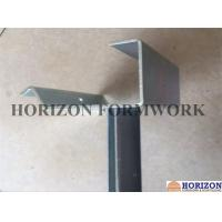 Quality Steel Prop Supporting Head In Slab Formwork Systems To Hold Timber Beams for sale