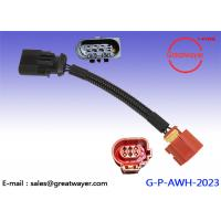 Wholesale 4 Pin Conector Car Wire Harness , OEM Loom Cable Assemblies for Engine from china suppliers